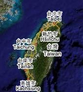 台湾旅行観光地図へのリンク写真